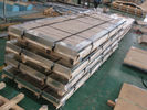 Cina TISCO / ZPSS Cold Rolled Plat Stainless Steel Slit Edge Dan Finishing Permukaan HL pabrik